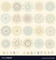vintage christmas pattern. Interesting Christmas Vintage Christmas Pattern Card Vector Image Intended G