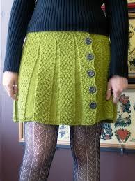 Knit Skirt Pattern Inspiration Carnaby Skirt Free Women's Knitting Pattern ⋆ Knitting Bee