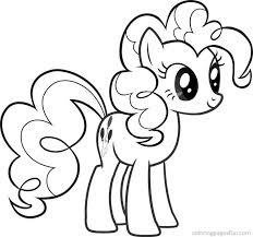 Small Picture 71 best My little pony images on Pinterest Coloring books