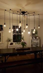 Industrial modern lighting Outdoor Image Etsy Modern Lighting Restaurant Industrial Swag Chandelier 14 Etsy