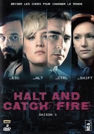 Halt and Catch Fire Temporada 4 audio español