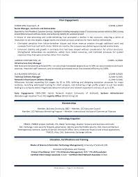 Software Engineer Resume Example Page