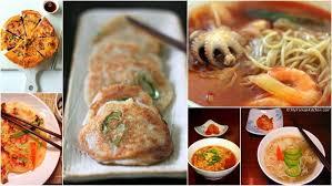 The recipe has half the amount of garlic than was originally used. Seven Perfect Korean Rainy Day Foods My Korean Kitchen