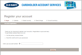 old navy credit card interest rate