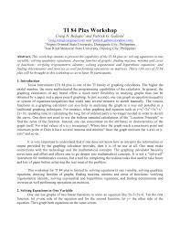 pdf ti 84 plus work