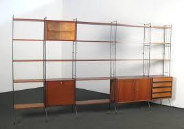 Auktionstipset Großes Regalsystem Leiterregal Der 1950