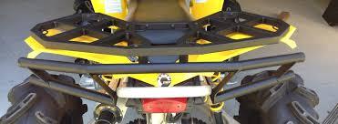 can am renegade 500 800 06 11 rear bumper $155 00 atv parts, atv can am outlander 800 service manual pdf at 2008 Can Am Renegade 800 Wiring Diagram