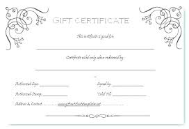 Gift Card Word Template Business Gift Voucher Template Business Gift Voucher