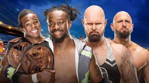 the new day c vs the club