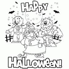 Small Picture monster happy halloween images images of color monster drawings to