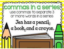 4 L 2b Commas And Quotation Marks Lessons Tes Teach