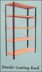 Powder Coating Rack Powder Coating Rack in Mumbai Maharashtra BILAL STORAGE SYSTEM 45