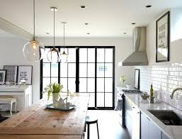 kitchen lighting over sink. Fantastic Kitchen Pendant Lighting In The Clear Pendent Over Sink