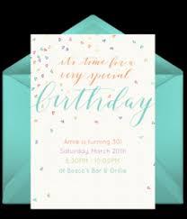 free 13th birthday invitations free teen birthday online invitations punchbowl