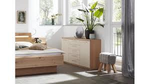 Interliving Schlafzimmer Serie 1013 Kombikommode Sandfarbene