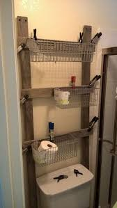 How to Add Vertical Storage to Your Tiny Bathroom
