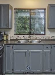 formica mineral jet countertop cabinets distressed kylie m interiors edesign paint colour consulting artez photography