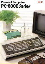 17 best images about old pc s nec pc 8000 series