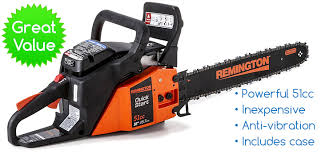 best chainsaw. remington-rm5118r-best-chainsaw-for-the-money- best chainsaw b