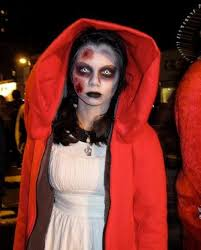 zombie little red riding hood costume google search