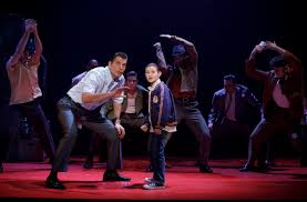 Bronx Tale Theater Seating Chart A Bronx Tale At The National Theatre Review Likable Enough