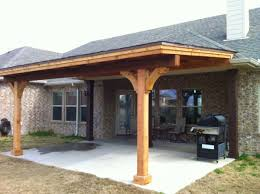 patio covers wood solid home depot wood patio cover shade beam designs simple wood