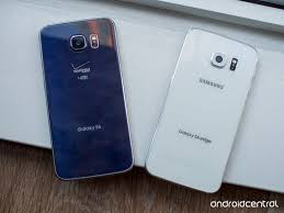 samsung galaxy s6. samsung galaxy s6 in blue and white p