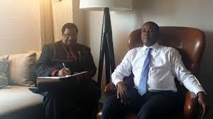Information Minister Alpha Kanu – IDA International