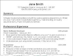 Web Services Resume Adorable Good Sales Resume Examples Magnificent Resume For Sale Sale R