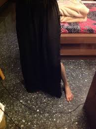 Make Pants How To Make A Maxi Skirt From Pants With Slit