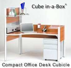 compact office desks. Compact Office Desks Cube In A Box Desk Cubicle Like X From Modern