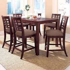 tall kitchen table and chairs