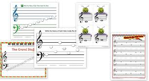 Free Beginner's Music Curriculum: Learning Notes, Rhythm, Music ...
