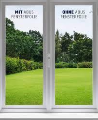 Fenster Folie Excellent Anbringung Der With Fenster Folie