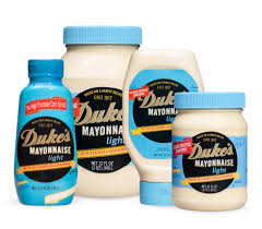 dukes mayo light