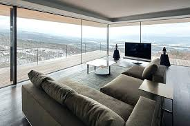 glass wall for home view in gallery mountain walls and terrace made depot sconce glass wall for home