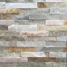 Slate Wall Tiles Kitchen Oyster Mini Split Face Slate Tile 10x40cm Ceramic Planet