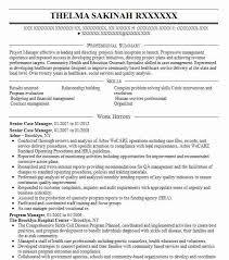 Best Case Manager Resume