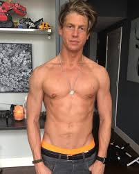Almost ready to be shirtless on the shore! @hallmarkchannel  #ChesapeakeShores #Season2   Shirtless, Body transformation men, Andrew