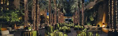 Outdoor Event Venues Phoenix Arizona Grand Resort Spa