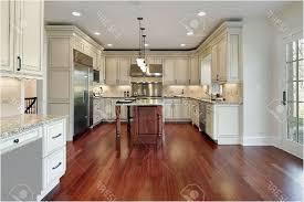 Wooden Kitchen Floor Plywood Kitchen Floor White Alison Victoria Cabinets To Go In Home