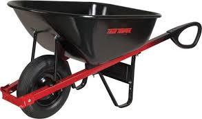 ames garden tools. Ames True Temper Total Control 6 Cubic-Foot Steel Wheelbarrow Photo Courtesy Garden Tools