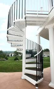 deck spiral staircases stairs outdoor metal staircase s spiral deck stairs