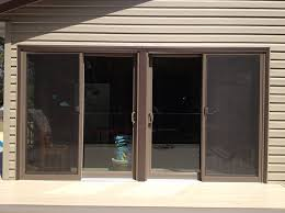 renewal by andersen sliding glass doors offer homeowners the ability to customize options with various colors hardware glass grilles and screens