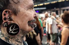 German Man With Record Piercings Denied Entry To Dubai The Star