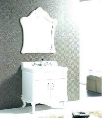 inch double sink vanity top bathroom cabinet x cm antique white plastic mirror in idea 52 dimension to