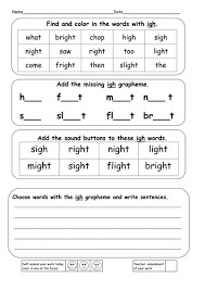 Our free phonics worksheets are great for everybody! Phonics Ie Igh I E And Y Powerpoints Resources Teaching Resources