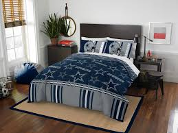 Queen Size Dallas Cowboys Bed Bag Comforter Set NFL Bedding Cover ...