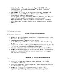 Steve Resume Updated
