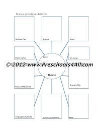 lesson plans sheet preschool planning sheet free printable teaching mama prekday 790